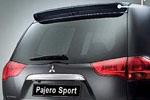 "Спойлер ""Original Style"" для Mitsubishi Pajero Sport 2008- (AD-Tuning, MPS.10.OEM.01)"