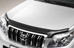 Дефлектор капота Toyota Prado FJ 150 2010- (EGR)