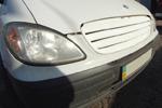 Решетка радиатора Mercedes Vito/Viano 2003- (AD-Tuning, MVV-RGR.02)