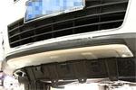 Накладка на передний бампер VW Tiguan 2011-2015 (Kindle, TG-B31)