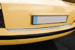 Накладка на задний бампер Skoda Octavia A5 (Omsa Prime, 000328A5)