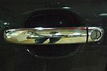 Хром накладки дверных ручек к-т Audi Q7 (Omsa Prime, 643645646)
