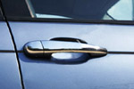 Хром накладки дверных ручек к-т BMW E46 2003-2005 (Omsa Prime, 1213412)