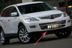 "Накладка на решетку бампера ""гриль"" Mazda CX-9 2010- (BGT-PRO, RBPGR-MAZCX9)"