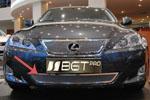 "Накладка на решетку бампера ""сетка"" Lexus IS200/300 (BGT-PRO, RBPSET-LIS250)"
