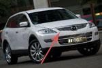 "Накладка на решетку радиатора ""гриль"" Mazda CX-9 2010- (BGT-PRO, RRGR-MAZCX9)"