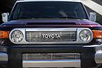 Накладка на решетку радиатора (гриль) Toyota FJ-Cruiser (BGT-PRO, RRGR-FJCR)
