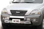 Накладка на передний бампер «Mobis» KIA Sorento 2006- (Mobis, KIASR.FBG.101K)