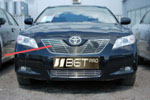 "Накладка на решетку радиатора ""Grill"" Toyota Camry V40 2006- (BGT-PRO, TCV40-RR-GRILL-40)"