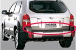 Накладка на заднюю дверь «Mobis» Hyundai Tucson 2004- (Mobis, HYU.TGG.T303M)