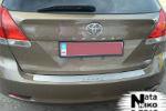 Накладка на задний бампер для Toyota Venza FL 2012+ (NataNiko, B-TO17)