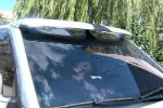 Козырек на лобовое стекло для Volkswagen T5 2003+ (DDA-TUNNING, SPOVWT509)