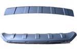 Накладки на передний и задний бамперы для Hyundai IX35 2010-2013 (Kindle, HM-HT-B99/HM-HT-B910)