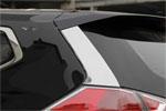Хром накладки задних стоек для Nissan X-Trail 2014+ (Kindle, NX-D45)