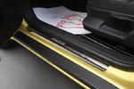 Накладки на пороги Audi A3 (8P) 3D 2003- (Alu-Frost, 08-1505)