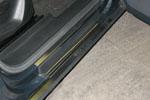Накладки на пороги Seat Toledo III 2004- (Alu-Frost, 08-1417)