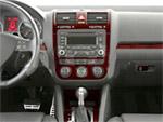 Накладки в салон автомобиля VW Golf GTI (Wowtrim, VWJA05B)
