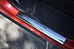 Накладки на внутренние пороги (нерж.) для Opel Vivaro 2001- (Nata-Niko, P-OP21)