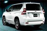 Спойлер заднего бампера Modellista для Toyota Prado FJ150 2013- (Modellista, D2523-41810-00)