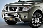 Дуга передняя для Nissan Pathfinder R51 05- 5D d60 (Cobra, NIS1721)