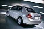 Тюнинг Nissan Tiida седан