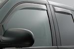 Ветровики (дефлекторы окон) для Nissan Pathfinder 2005- (Climair, CLI0033395/CLI0042956)