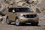 Тюнинг Nissan Patrol Y62 2010-
