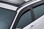 Ветровики (дефлекторы окон) для Nissan X-Trail 2007- (Climair, CLI0033547/CLI0044168)