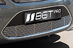 Накладка на решетку бампера (гриль) для Ford Focus (от 2008) (BGT-PRO, BGT-PRO-NRB-FOR-FO)