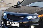 Решетка радиатора «Sport» (без планки) для Honda Accord 8 (BGT-PRO, BGT-PRO-RR-HON-AC8)