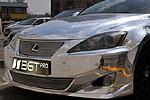 Накладка на решетку бампера (гриль) для Lexus IS 250 (BGT-PRO, BGT-PRO-NRB-LEX-IS)