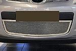 Накладка на решетку бампера (сетка) для Mazda CX-7 (до 2010) (BGT-PRO, BGT-PRO-NRB-MAZ-CX7)