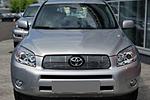 Накладка на решетку радиатора (гриль) для Toyota Rav 4 (2007) (BGT-PRO, BGT-PRO-NRRG-TOYRAV4-07)