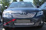 Накладка на решетку радиатора (гриль) для Toyota Camry V41 (2010) (BGT-PRO, BGT-PRO-NRRG-TOYCAM10)