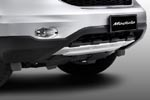 Нижняя защита переднего и заднего бампера Honda CR-V 2010- (KINDLE, 910A103O/04O)