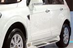 Боковые пороги Chevrolet Captiva 2006- (SEWON, ER2328)