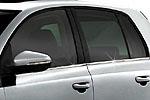 Наружная окантовка стекла Volkswagen Golf VI 5D 2008- (Omsa Prime, 7518141)