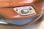 Хромированная окантовка противотуманных фар для Nissan X-Trail 2014+ (Kindle, NX-L43)