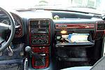 Накладки салона Gaz 31105-120 Volga 2005- 18 Pcs (Wowtrim, E-GZ3505A)