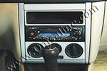 Накладки салона VW Bora алюминий (Omsa Prime, 750198026)