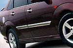 Накладки на двери Ford Focus 1998-2005 к-т нижние (Omsa Prime, 260198131)