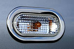 Окантовка поворотников Ford Focus 2005- к-т (Omsa Prime, 260205151)