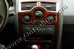 Накладки салона Renault Megane II (Omsa Prime, 610304191)