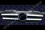 Накладки решетки радиатора Mercedes Sprinter 2006- к-т (Omsa Prime, 472407081)