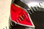 Накладки задних фар Peugeot 307 к-т (Omsa Prime, 570306101)