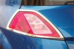 Накладки задних фар Renault Megane II к-т (Omsa Prime, 610304101)