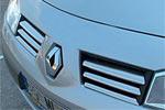 Накладки решетки радиатора Renault Megane III к-т 4 шт (Omsa Prime, 610306081)