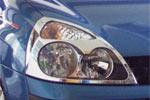 Накладки передних фар Renault Clio II к-т (Omsa Prime, 610198102)