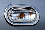 Накладки на поворотники Skoda Octavia A5 (Omsa Prime, 660300151)