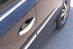 Накладки на двери Opel Vectra C 2004- 4шт нижние (Omsa Prime, 520604131)